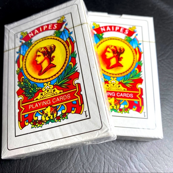 Spanish Playing Cards Unopened
